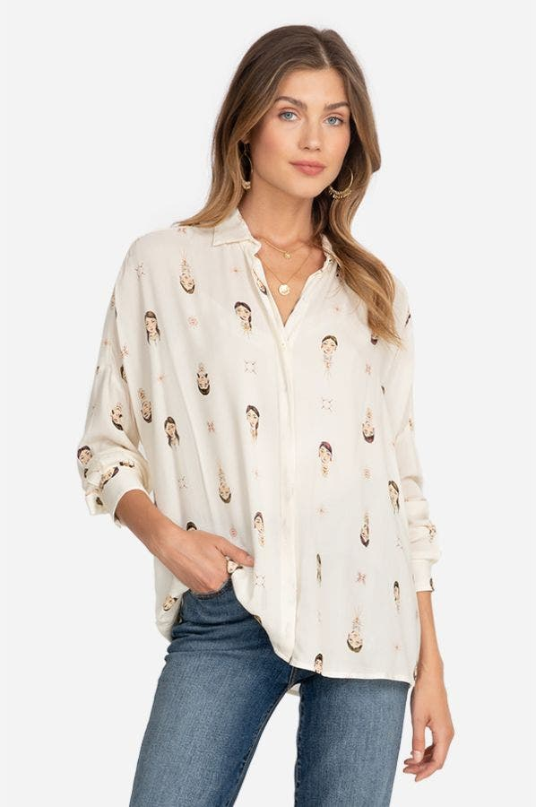 SCOFIELD BUTTON DOWN SHIRT