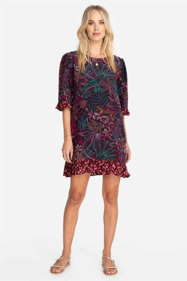 ALICANTE TUNIC DRESS
