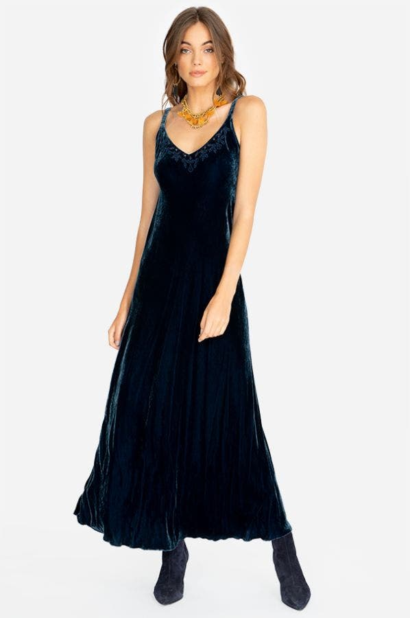 ANGELOU MAXI DRESS