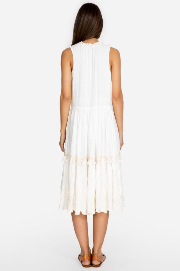 PIPER TIERED DRESS