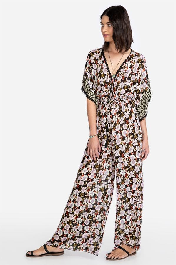 KARISMA MIXED JUMPSUIT
