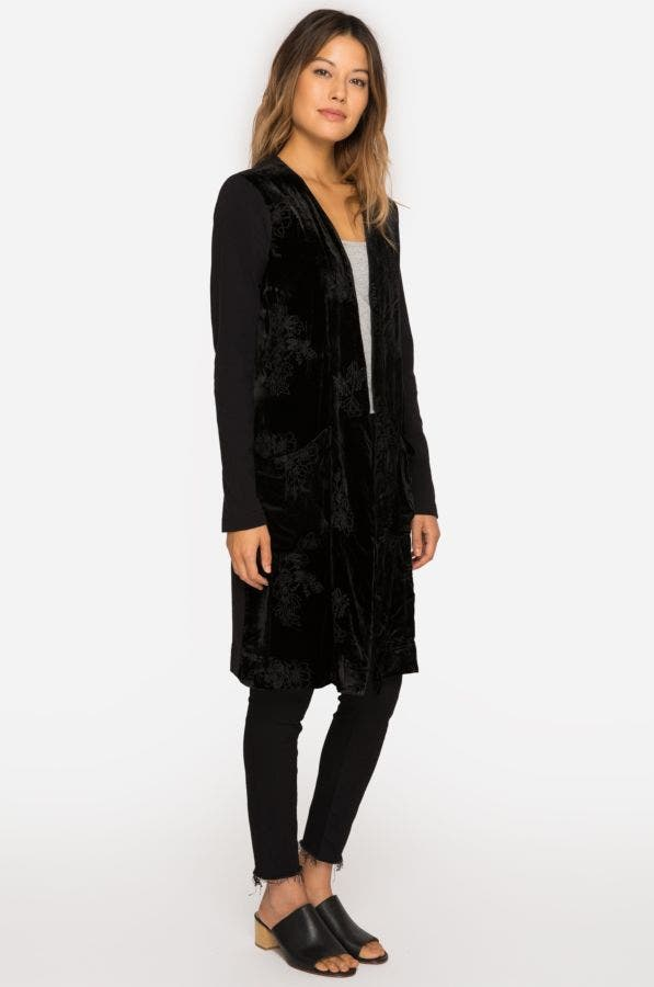 Windflower Long Coat