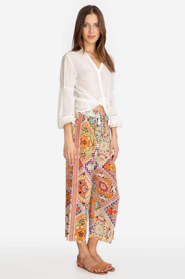 LUCERO CROPPED PANTS