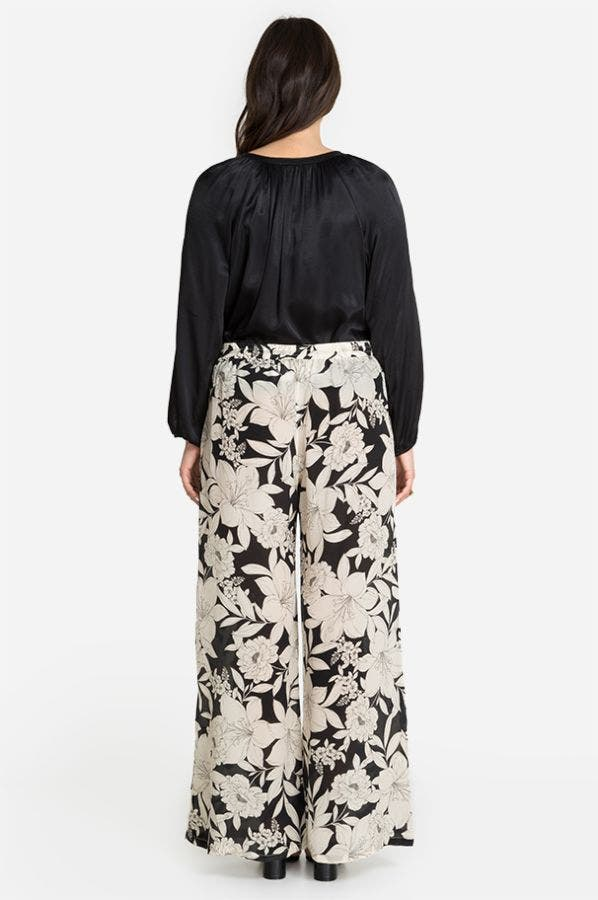 CLEMENCE EASY PANTS-PLUS SIZE