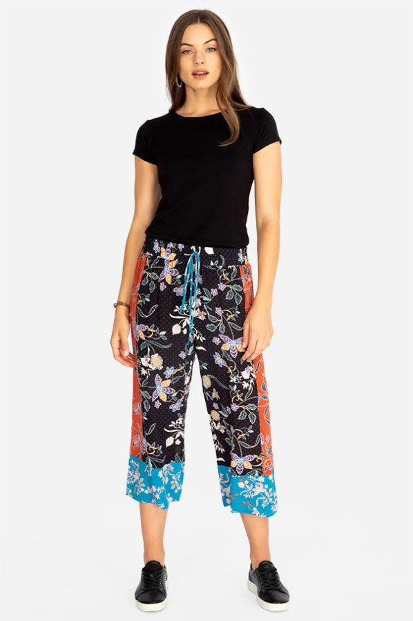 HADLEY CROPPED LOUNGE PANTS