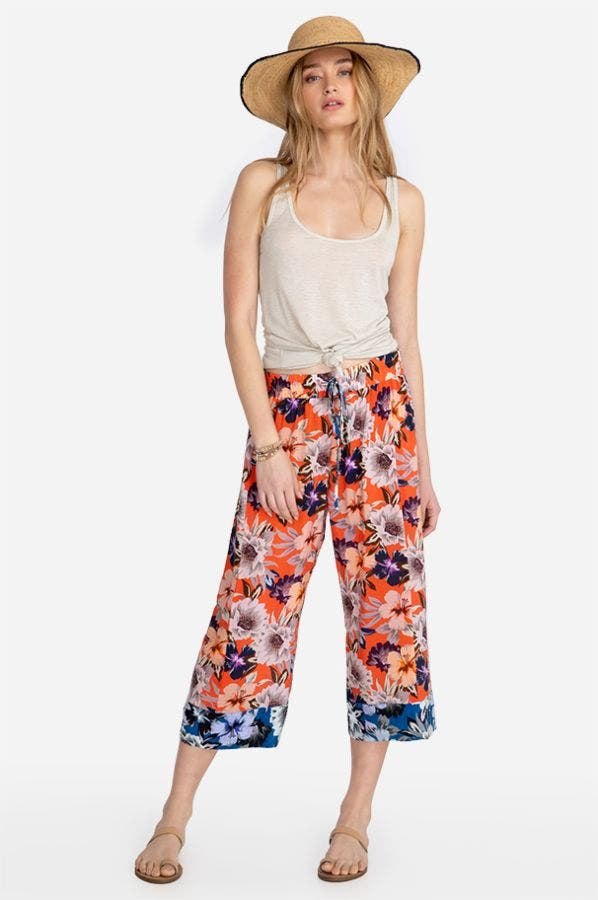 POONAM CROPPED PANTS