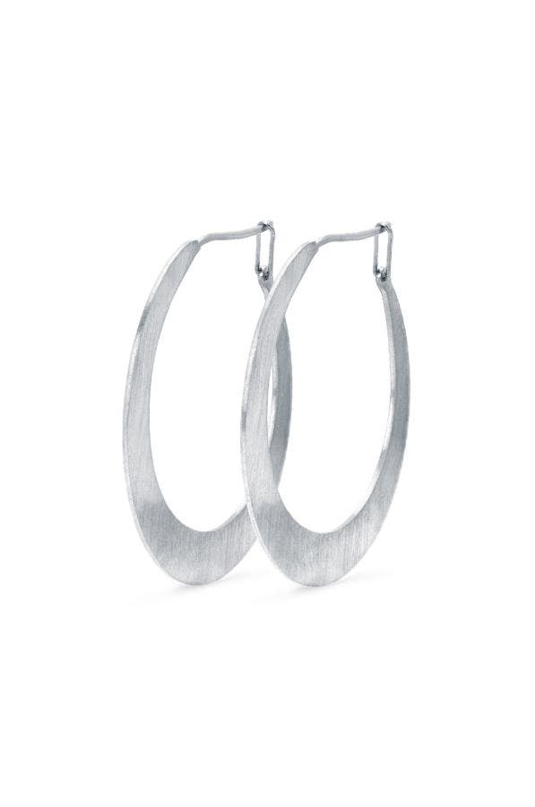 CRESCENT HOOPS LARGE