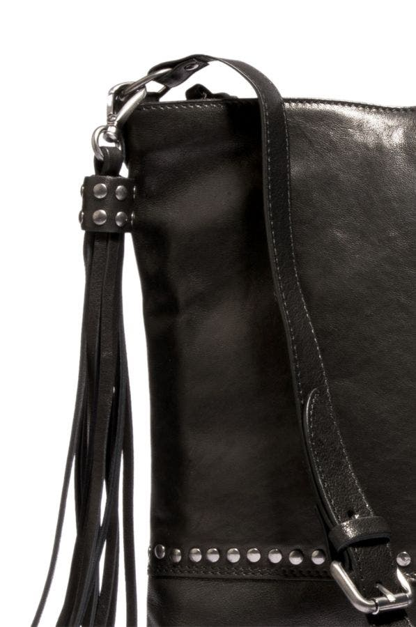 VIVIA STUDDED CROSSBODY BAG