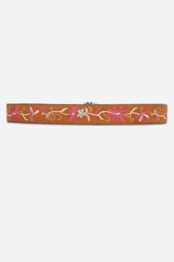 ISOTTA EMBROIDERY BELT