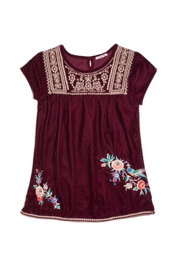 Girls Peasant Tunic