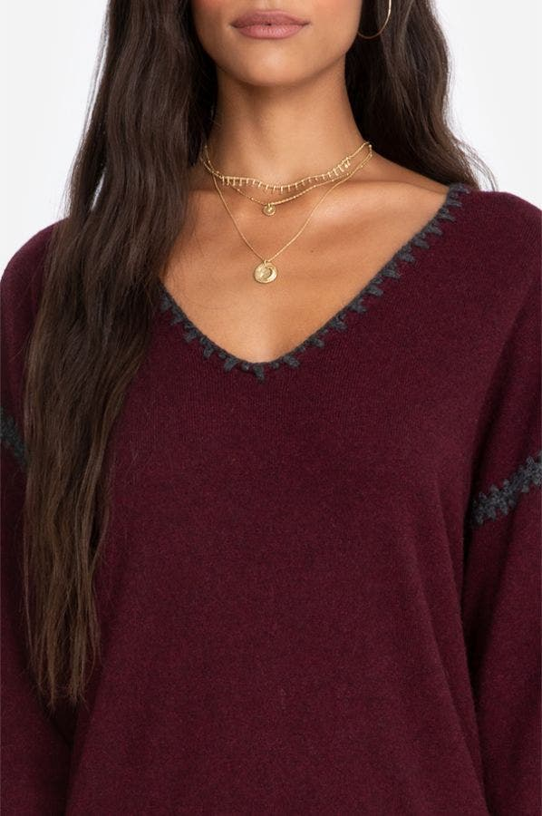 WHIPSTITCH PULLOVER