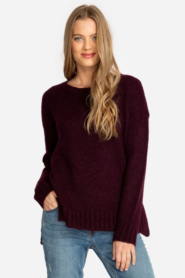 SOFT SWEATER PULLOVER