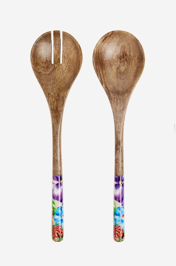 CLERMONT SERVING SPOONS