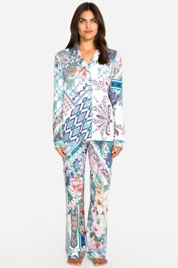 MODE MIX PRINTED PJ SET