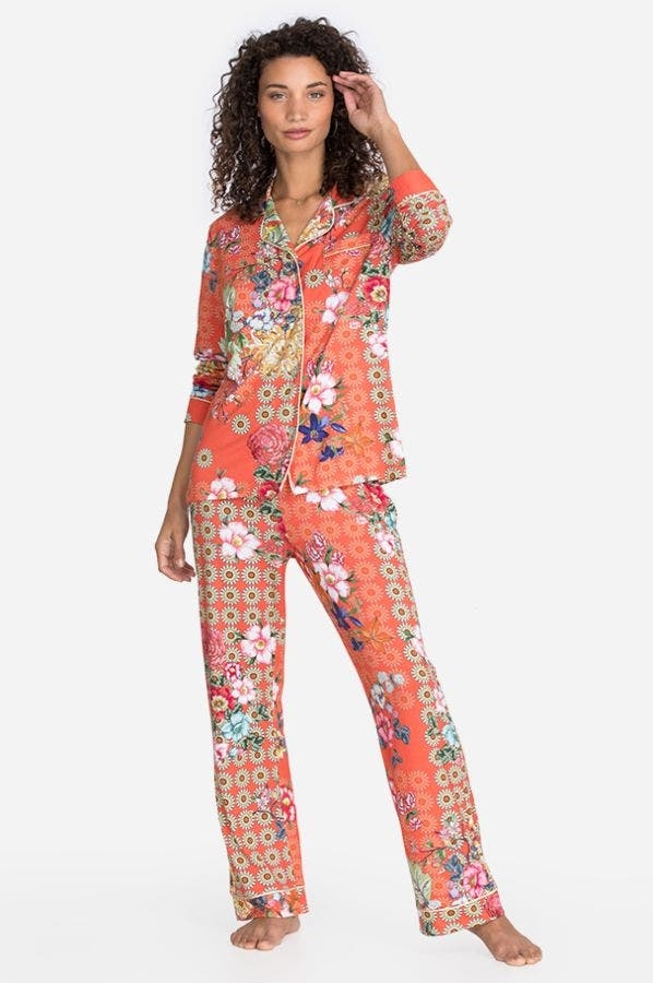 WHISTLE LONG PJ SET
