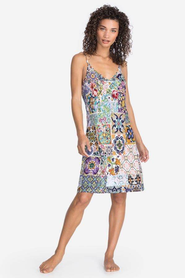 MOROCCO SLIP DRESS