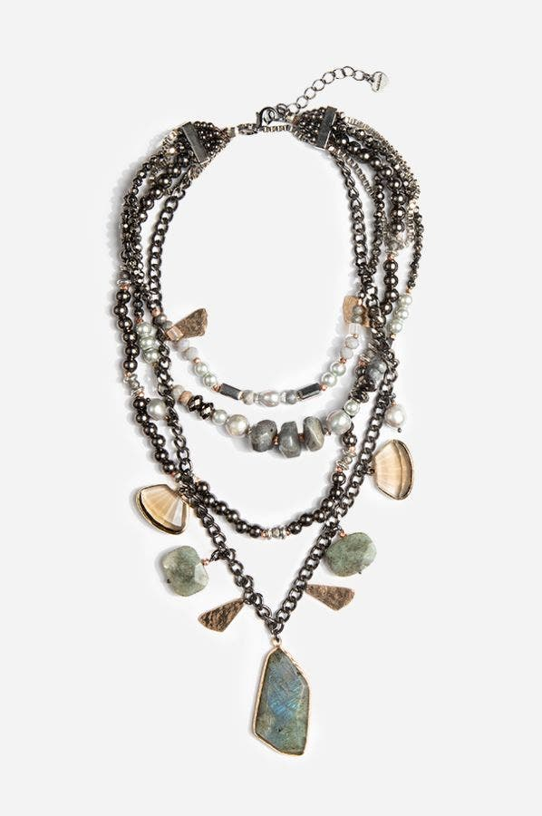 STELLA LAYERED NECKLACE