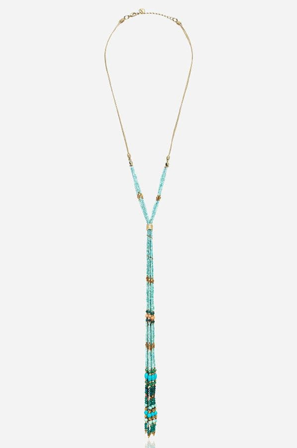 PIPPA LARIAT NECKLACE