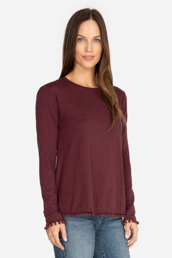 LONG SLEEVE SWING TEE