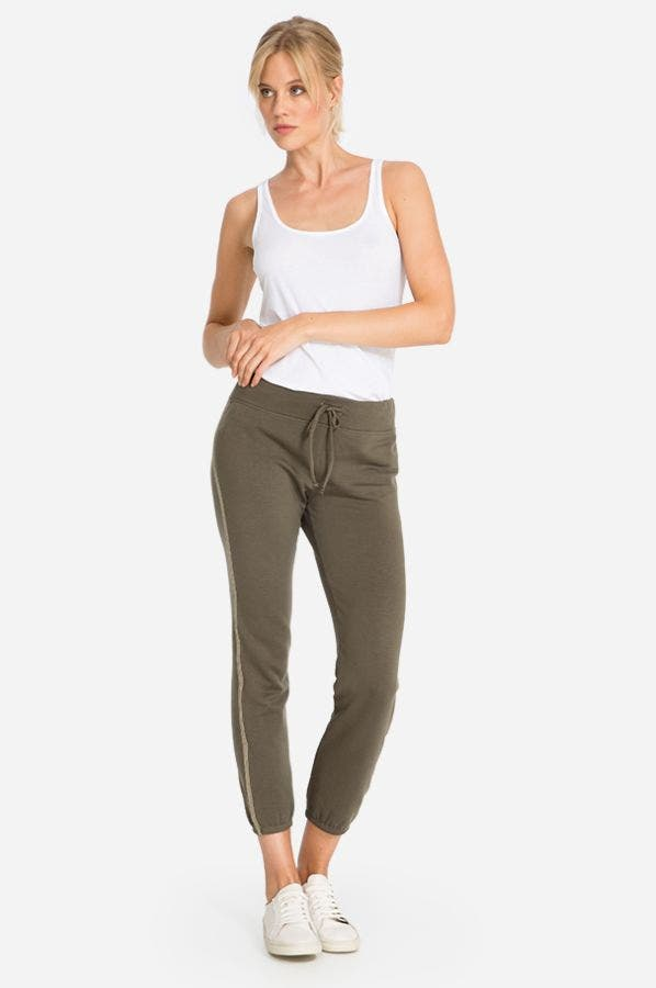 RELAXED FLEECE JOGGER