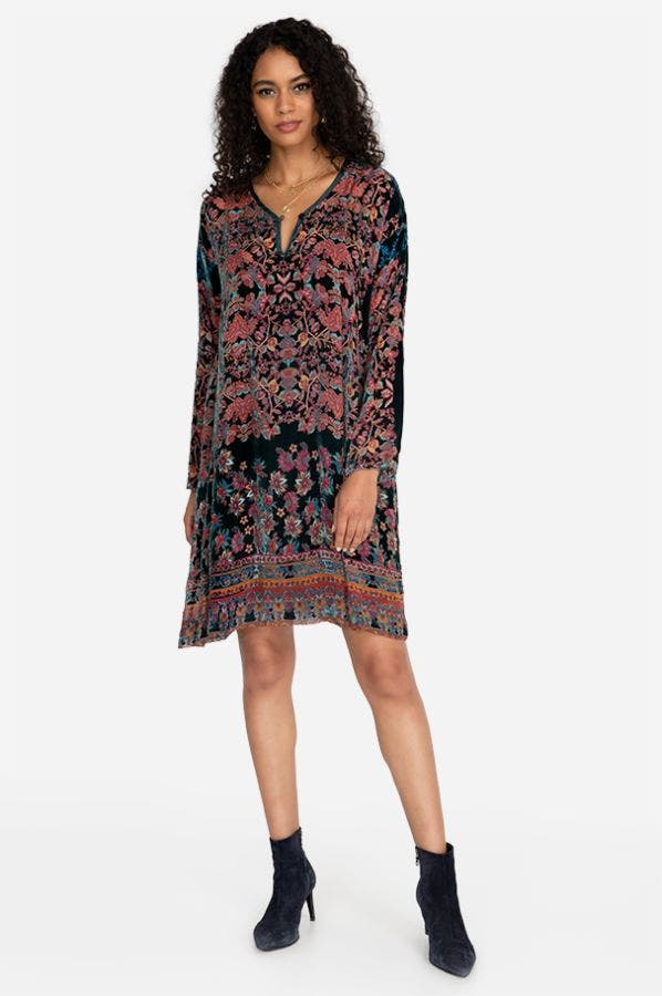 BETIMO BURNOUT TUNIC