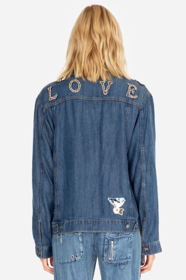 ZIVA DENIM JACKET