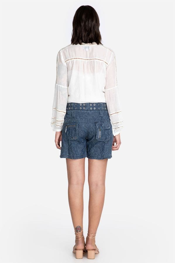 ZUMA DENIM SHORTS