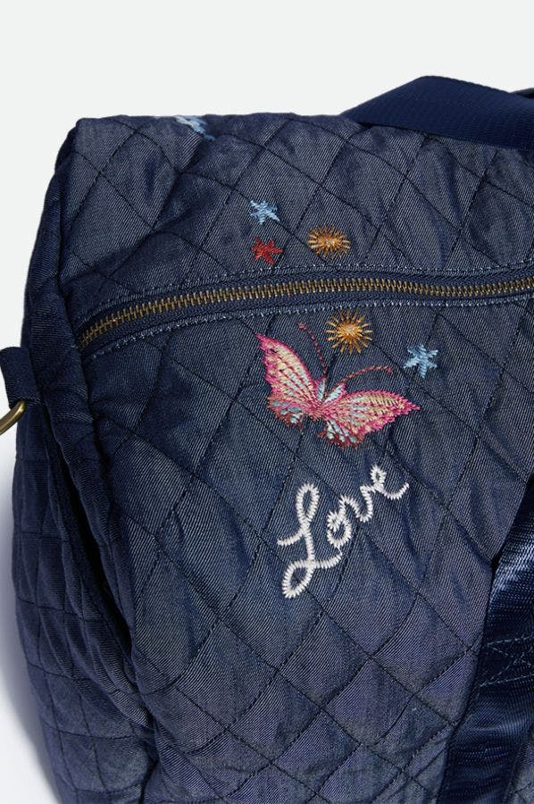 QUILTED DUFFEL