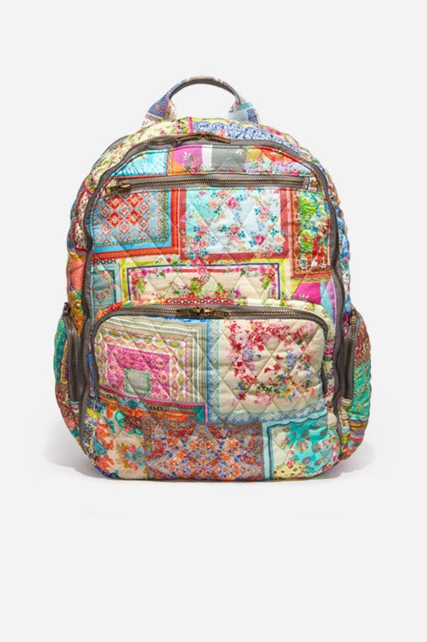 ANNIKA QUILTED BACKPACK