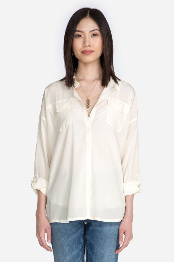 PEARCE BUTTON DOWN SHIRT
