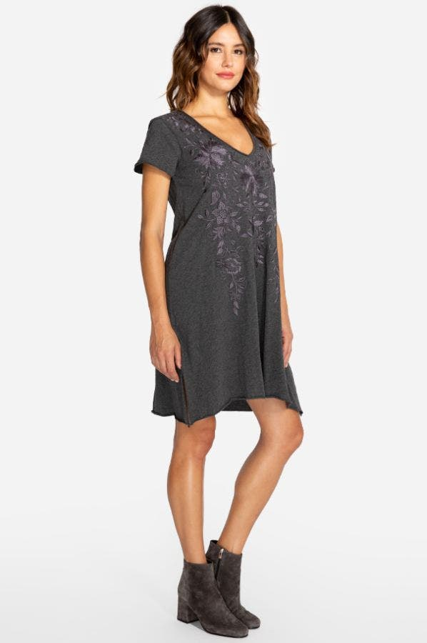 SIMONA DRAPED TUNIC