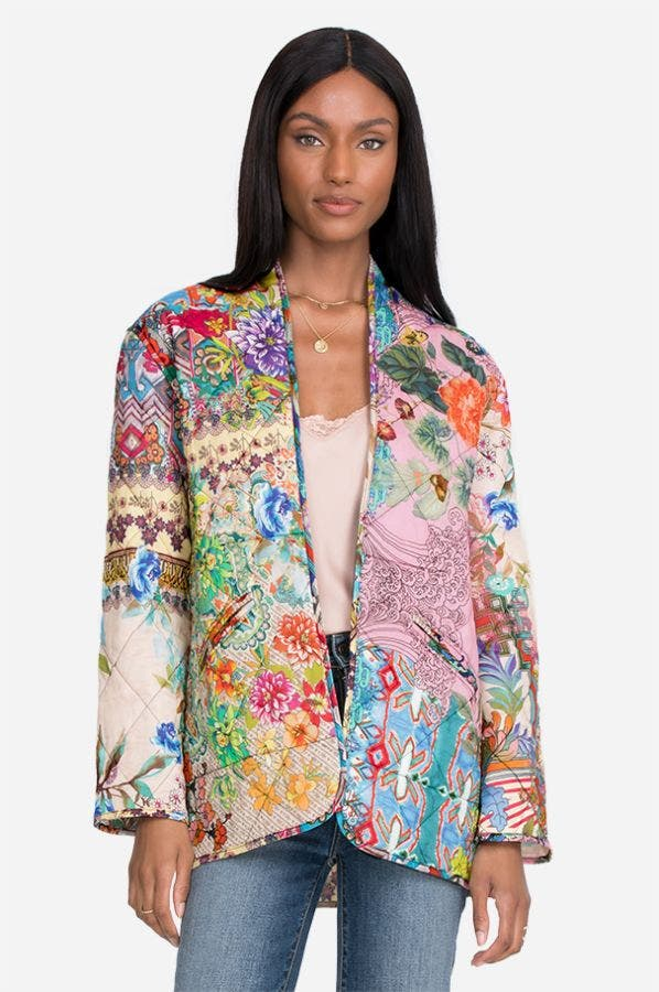 DREAMER QUILTED JACKET