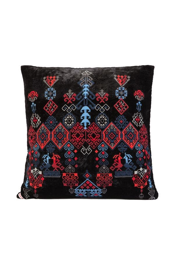 Casa Embroidered Pillow
