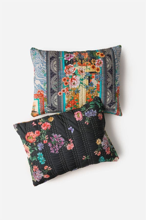 TROPIC YARRAH HAND QUILTED SHAM (SET OF 2)