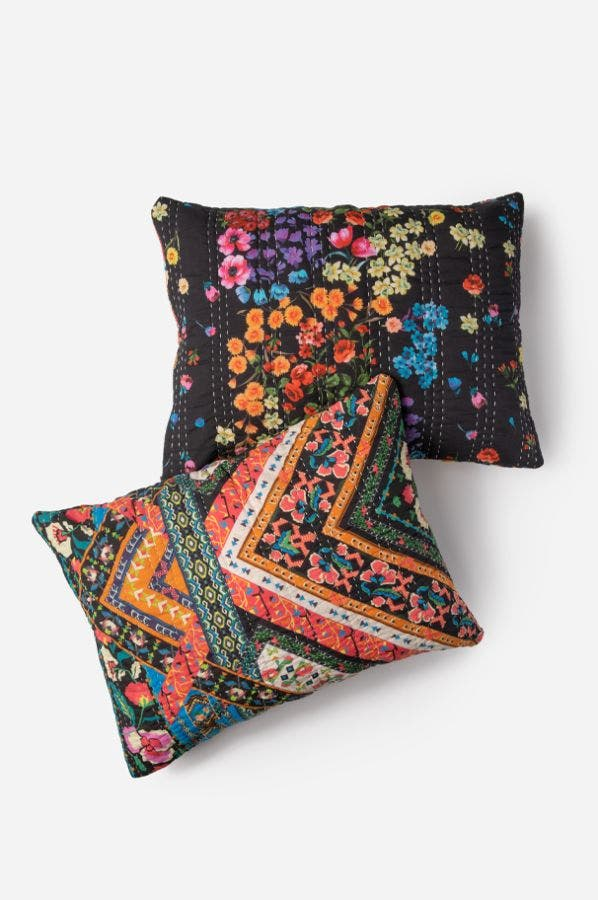 EDLEY ELLINA HAND QUILTED SHAMS