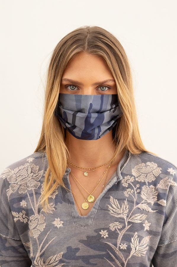 NEUTRAL PRINT MASKS- 5 PACK