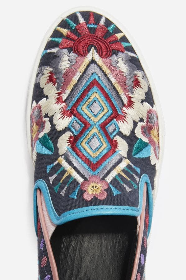 HUTTON SLIP-ON SHOES