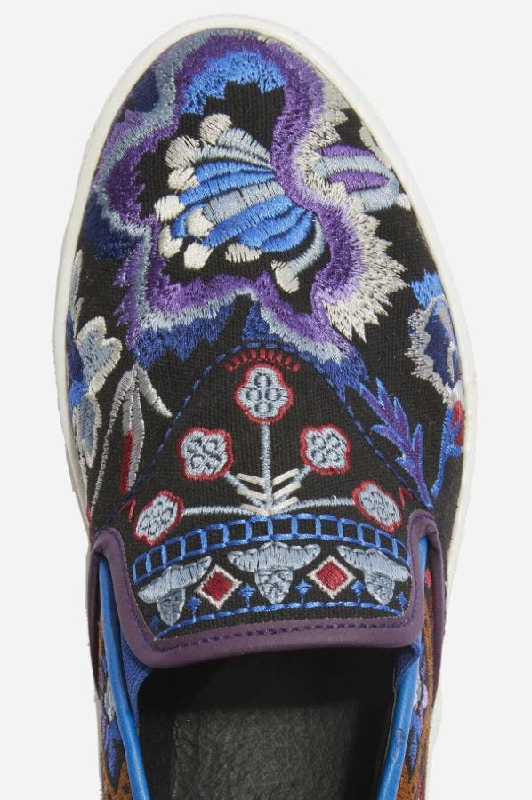 ROMANY SLIP-ON SHOES