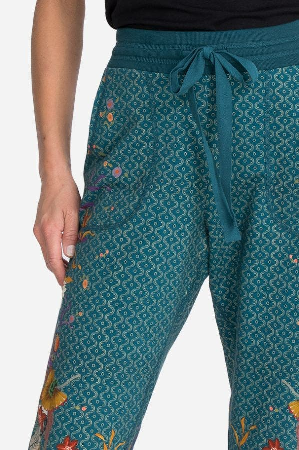 ARAN FRENCH TERRY JOGGER