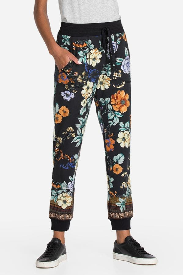 GOLDEN SPRING FRENCH TERRY JOGGER