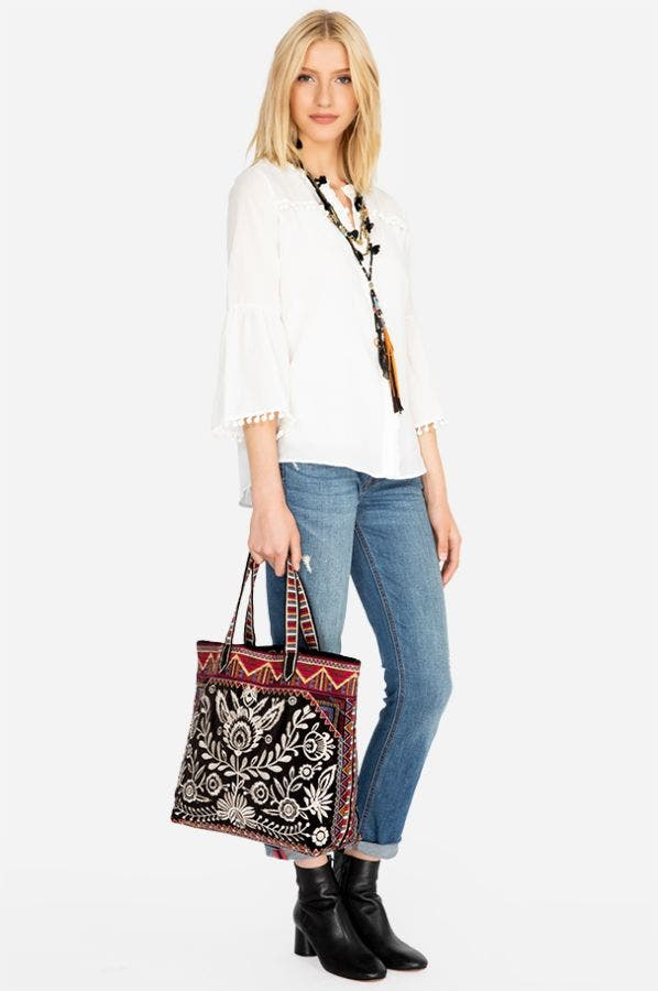MICA EVERYDAY TOTE