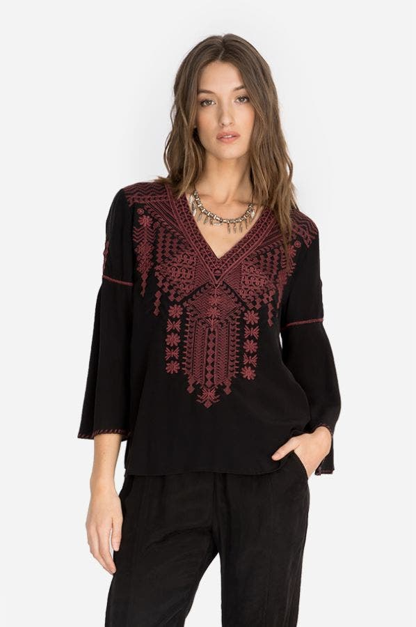 GENE SWING BLOUSE