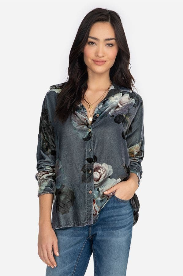 DROP SHOULDER SHIRT