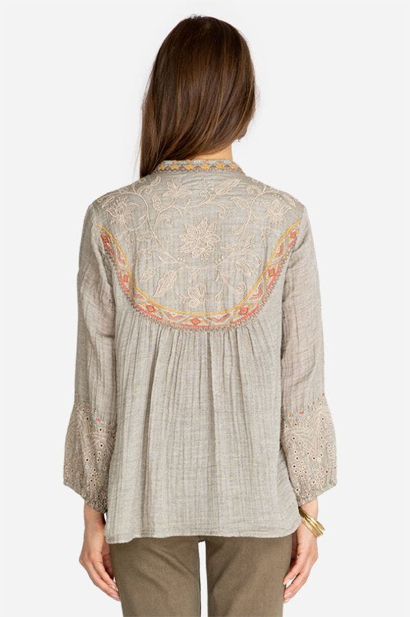 CHAI PARIS EFFORTLESS BLOUSE