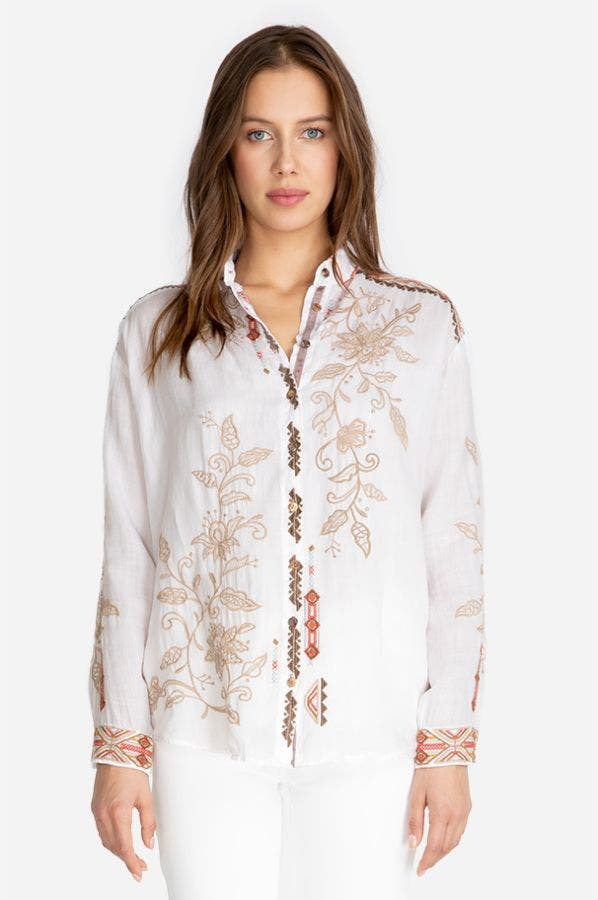 CHAI OVERSIZED SHIRT