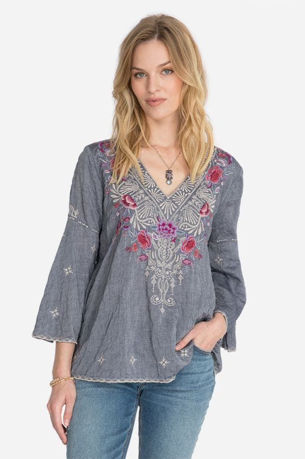 CAELYNN SWING BLOUSE