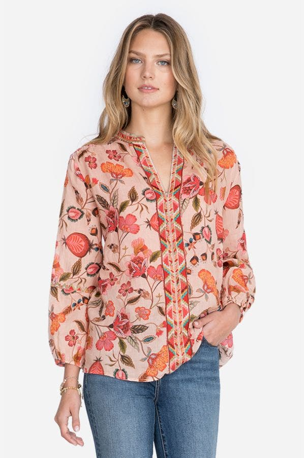 PARIS EFFORTLESS BLOUSE