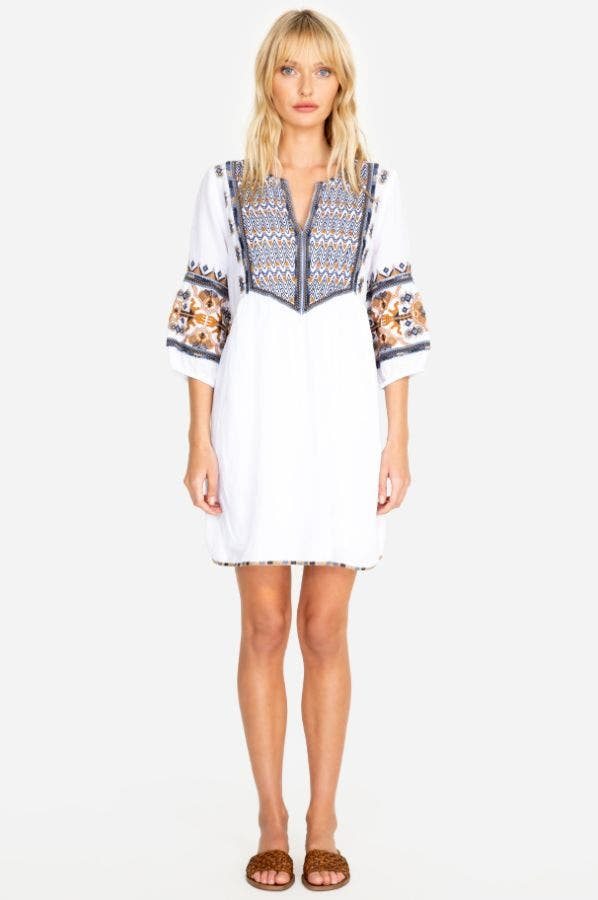 AMIKA PARIS TUNIC DRESS