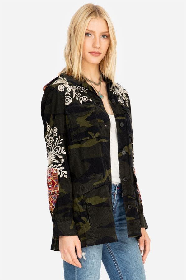 MICA MILITARY JACKET
