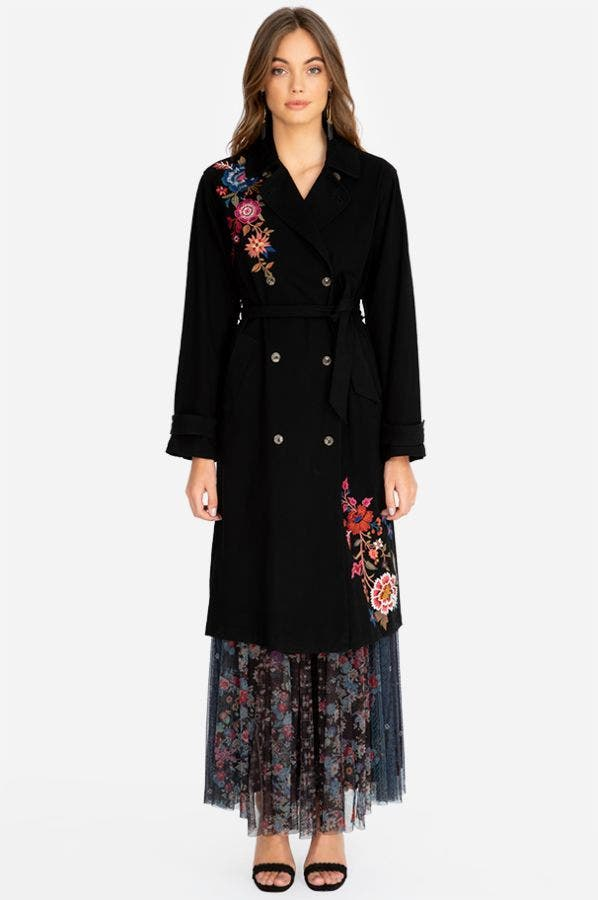 MARGOT TRENCH COAT